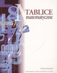 Okładka książki Tablice Matematyczne Tomasz Szymczyk