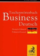 Okładka książki Taschenwörterbuch Business Deutsch Iwona Kienzler