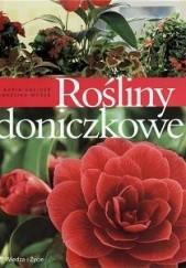 Okładka książki Rośliny doniczkowe Angelika Weber,Karin Greiner