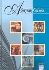Okładka książki Aforyzmy Greków Nikos Chadzinikolau