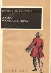 Okładka książki Lalka Bolesława Prusa Henryk Markiewicz