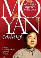 Okładka książki Zmiany Mo Yan