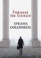 Okładka książki Sprawa Colliniego Ferdinand von Schirach