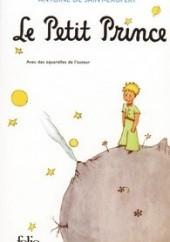 Okładka książki Le Petit Prince Antoine de Saint-Exupéry