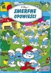 Okładka książki Smerfne opowieści Peyo