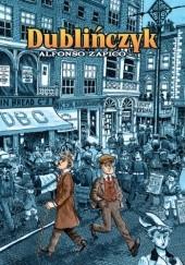Okładka książki Dublińczyk Alfonso Zapico