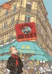 Okładka książki Śladami Joyce'a Alfonso Zapico