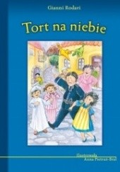 Okładka książki Tort na niebie Gianni Rodari