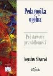 Okładka książki Pedagogika ogólna Bogusław Śliwerski