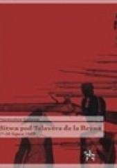 Okładka książki Bitwa pod Talavera de la Reyna 27-28 lipca 1809 Przemysław Gawron