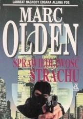 Okładka książki Sprawiedliwość strachu Marc Olden