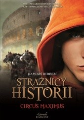 Okładka książki Circus Maximus Damian Dibben