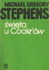 Okładka książki Święta u Cooleów Michael Gregory Stephens