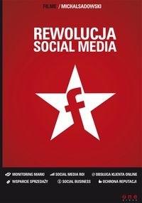 Okładka książki Rewolucja social media Michał Sadowski