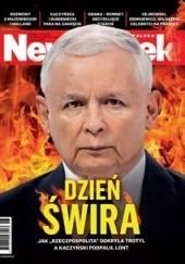 Okładka książki Newsweek, nr 45/2012 Redakcja tygodnika Newsweek Polska