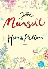 Okładka książki Herzflittern Jill Mansell