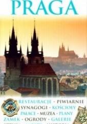 Okładka książki Praga praca zbiorowa
