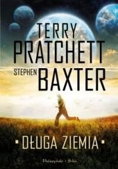 Okładka książki Długa Ziemia Terry Pratchett,Stephen Baxter