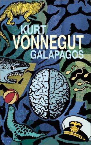 Okładka książki Galapagos Kurt Vonnegut