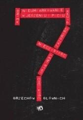 Okładka książki 7 grzechów głównych : antologia Zygmunt Miłoszewski,Łukasz Orbitowski,Edward Pasewicz,Darek Foks,Małgorzata Rejmer,Marta Mizuro,Agnieszka Wolny-Hamkało