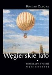 Okładka książki Węgierskie lato Bohdan Zadura