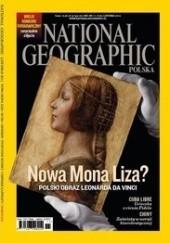 Okładka książki National Geographic 11/2012 (158) Redakcja magazynu National Geographic