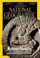 Okładka książki National Geographic 12/2012 (159) Redakcja magazynu National Geographic