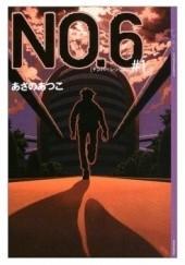 Okładka książki NO.6 #1 Atsuko Asano
