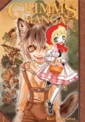 Okładka książki Grimms Manga tom 1 Kei Ishiyama