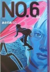 Okładka książki NO.6 #4 Atsuko Asano