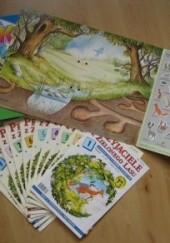 Okładka książki Przyjaciele  z Zielonego Lasu Redakcja tygodnika