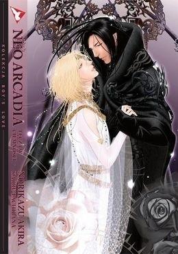 Okładka książki Neo Arcadia - Tęcza w ciemności Norikazu Akira,Kaoru Tachibana