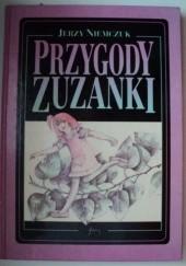 Okładka książki Przygody Zuzanki Jerzy Niemczuk