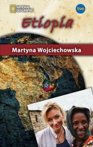 Okładka książki Etiopia Martyna Wojciechowska