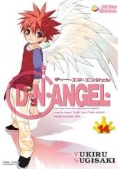 Okładka książki D.N.Angel tom 14 Yukiru Sugisaki