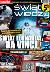 Okładka książki Świat wiedzy (1/2013) Redakcja pisma Świat Wiedzy