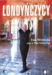 Okładka książki Londyńczycy Ewa Winnicka