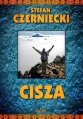 Okładka książki Cisza Stefan Czerniecki