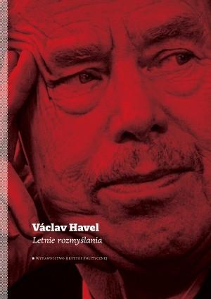 Okładka książki Letnie rozmyślania Václav Havel