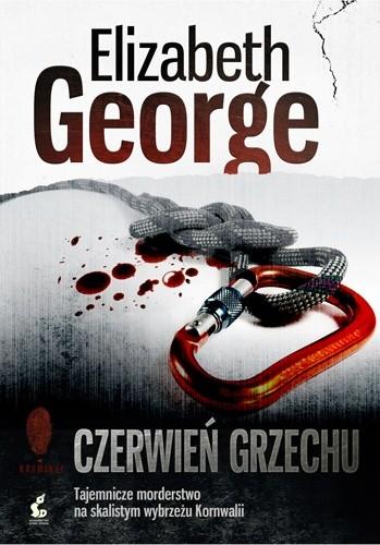 Okładka książki Czerwień grzechu Elizabeth George