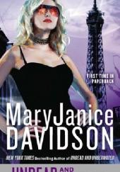 Okładka książki Undead and Unsure Mary Janice Davidson