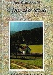 Okładka książki Z pliszką siwą. Dawne i nowe wiersze o przyrodzie Jan Twardowski