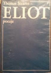 Okładka książki Poezje Thomas Stearns Eliot