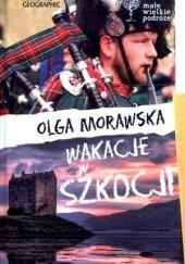 Okładka książki Wakacje w Szkocji Olga Morawska