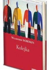 Okładka książki Kolejka Władimir Sorokin