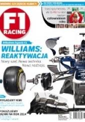 Okładka książki F1 Racing nr 1/2013 Redakcja magazynu F1 Racing