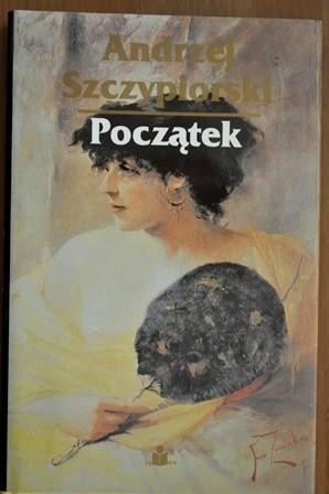 Okładka książki Początek Andrzej Szczypiorski