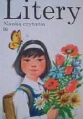 Okładka książki Litery. Nauka czytania Ewa Przyłubska,Feliks Przyłubski