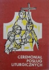 Okładka książki Ceremoniał posług liturgicznych Stanisław Szczepaniec