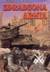 Okładka książki Zdradzona armia
